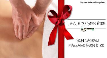 Recevoir un bon cadeau massage à Annecy