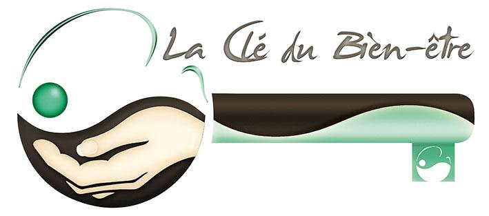 logo cledubienetre.com MASSAGE ANNECY