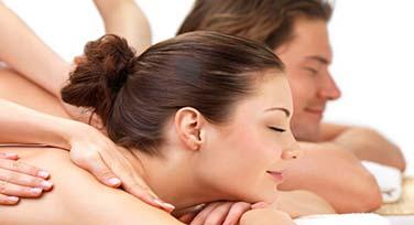 Massage duo en couple, entre amis, parent enfant, Annecy centre, la clé du bien-être